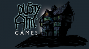 Dusty Attic Games Logo